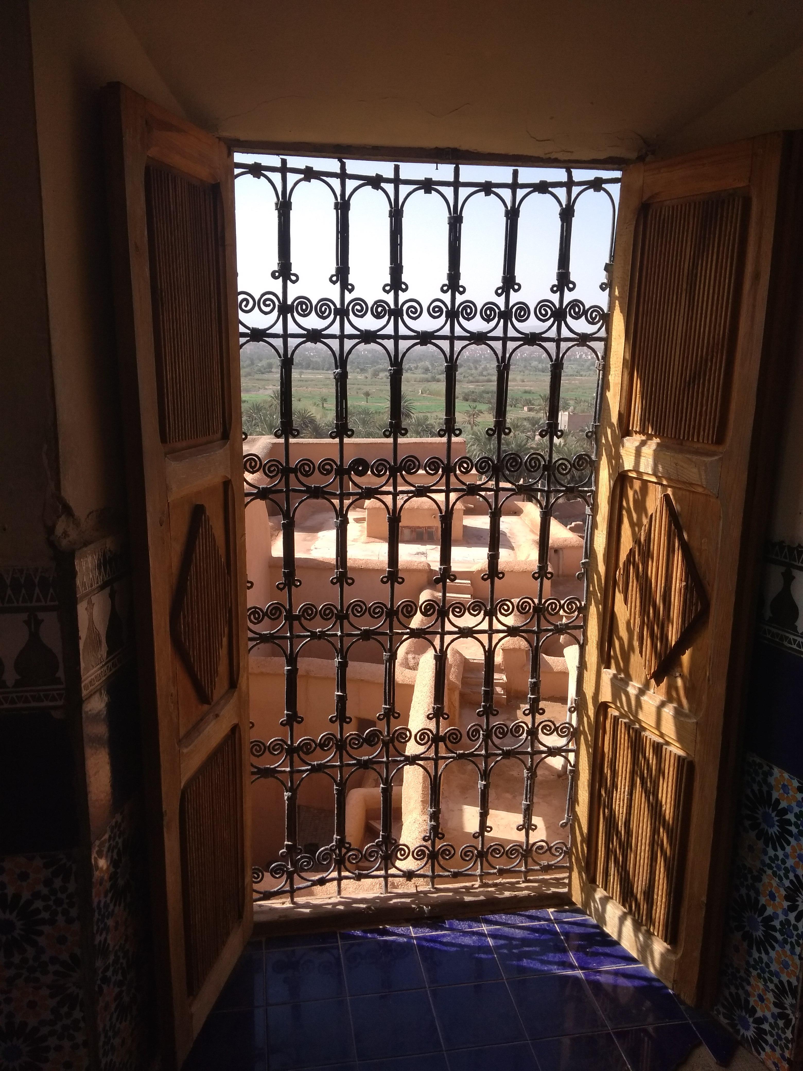 Vistas desde Ourzazate
