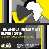"Presentación de ""The Africa Investment Report 2016"""
