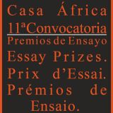 Casa África Prizes for Essays on African Themes