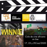 Ciclo de cine africano [on line]. 17, 23 y 29 de octubre de 2020 previa petición de código