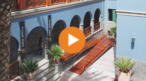 Casa África in three minutes