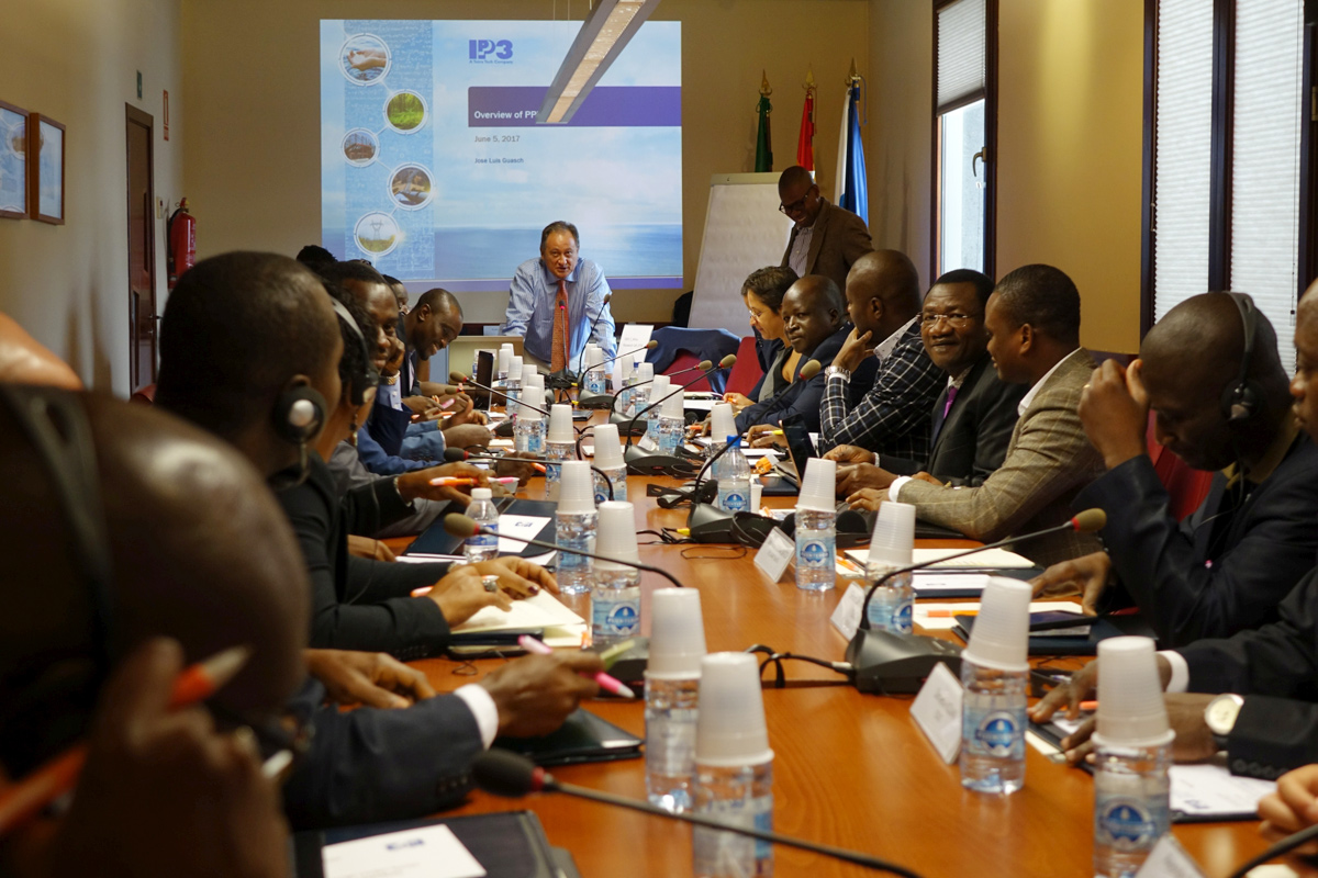 The programme aims to strengthen the ECOWAS infrastructure plan