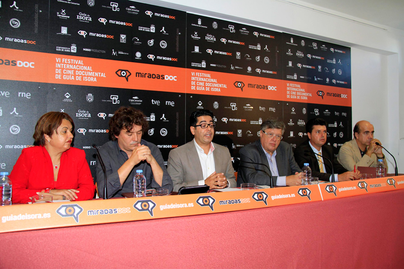 MiradasDoc cita en Tenerife al cine documental más significativo y a las mejores voces para el debate