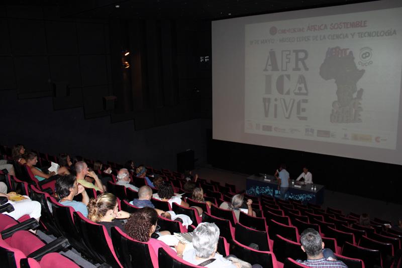 La explotación de los recursos africanos protagoniza el Cine+Foro África Sostenible