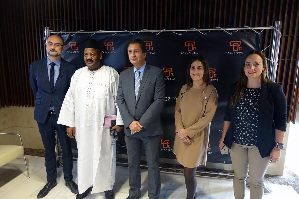 Manuscritos y nuevas tecnologías se dan la mano en Casa África