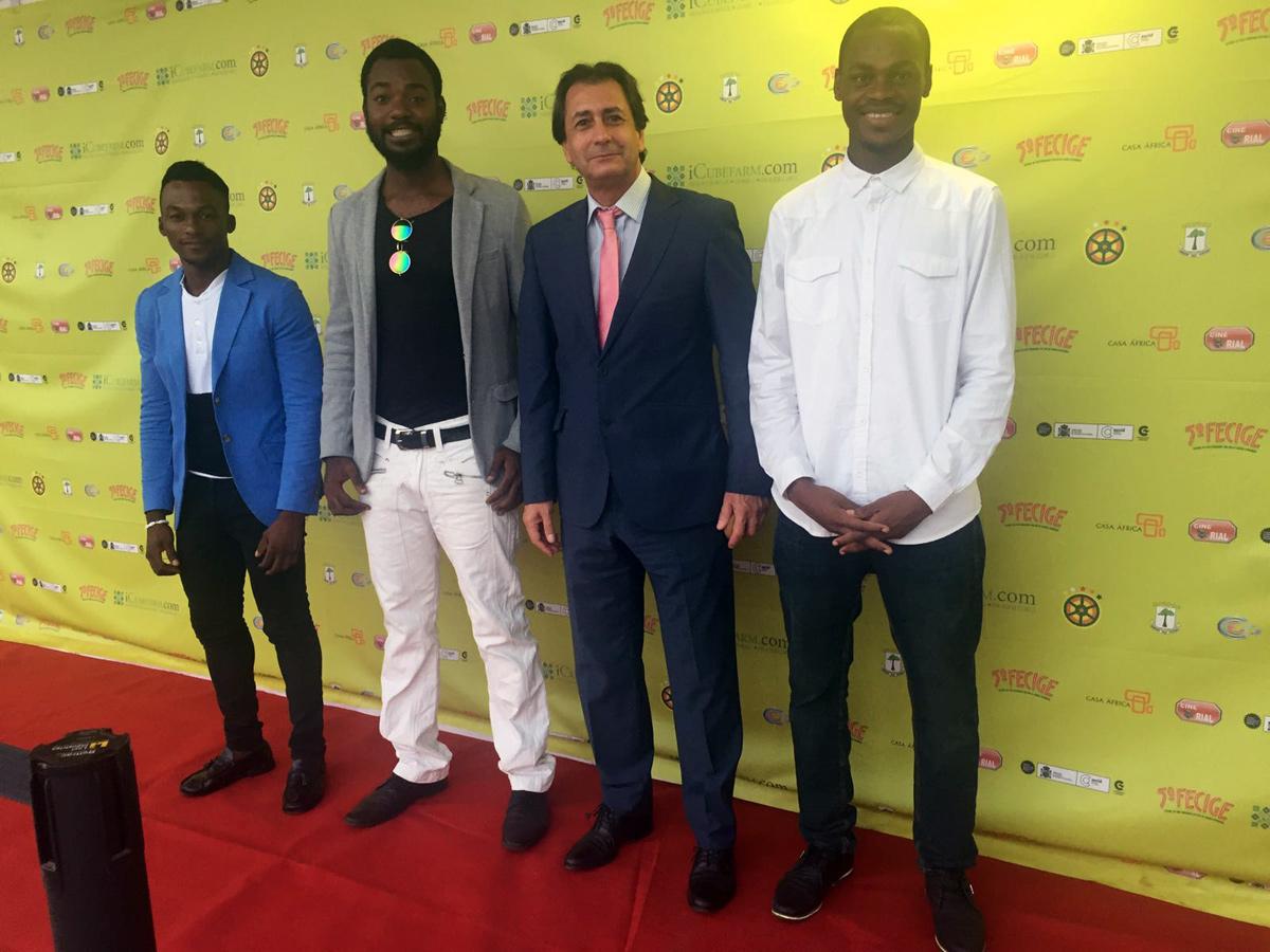 El director general de Casa África participa en el Festival de Cine Itinerante Sur-Sur de Guinea Ecuatorial