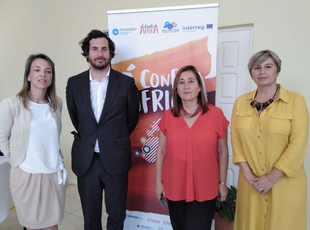 Casa África participa en una reunión de partenariado de ConfiÁfrica en Cabo Verde