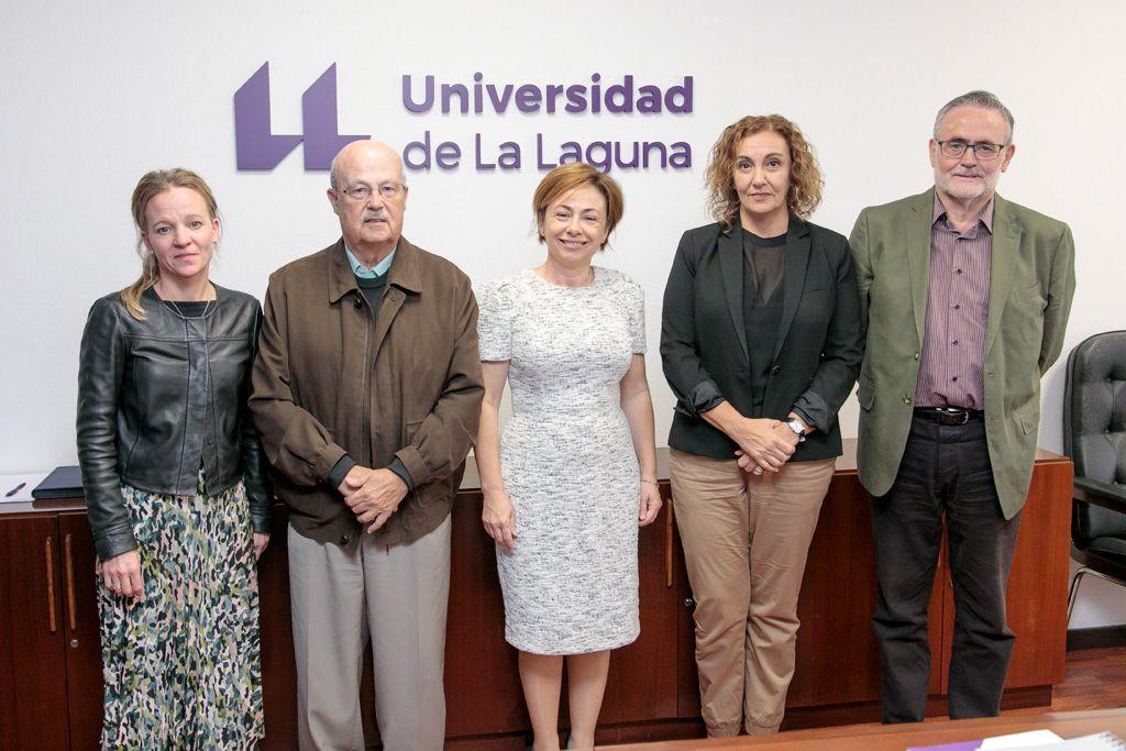 La Universidad de La Laguna y Casa África firman un protocolo para reforzar la internacionalización de la Universidad