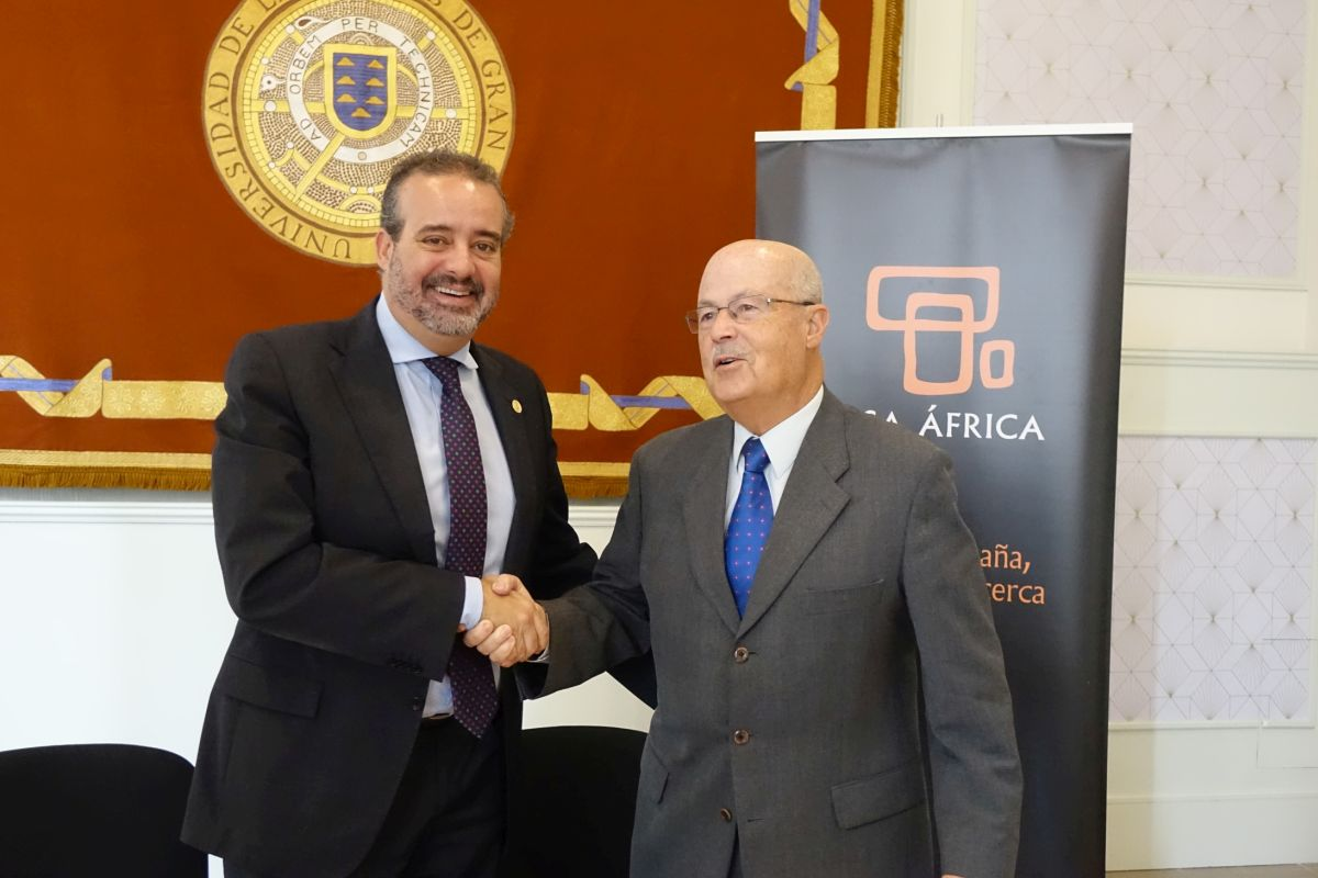 Casa África y la ULPGC suscriben un protocolo para fortalecer aún más su intensa colaboración