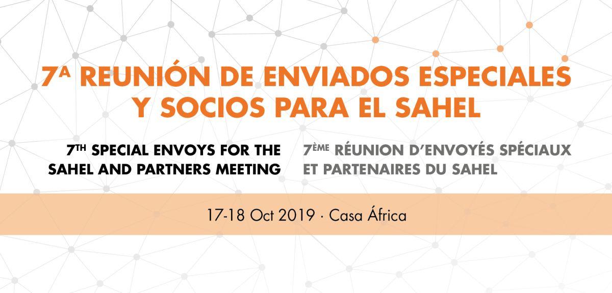 Casa África acoge el VII Encuentro Informal de Enviados Especiales de la UE y Socios del Sahel