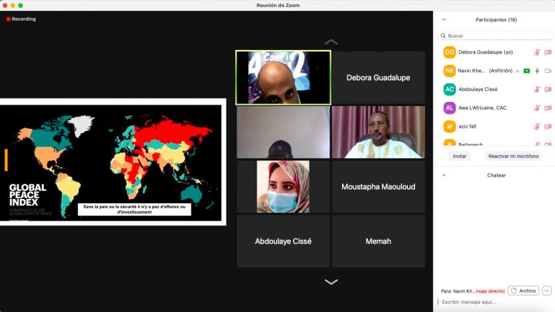 Seminario de formación en atracción de inversiones_Captura de pantalla