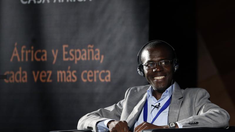 Periodismo en África