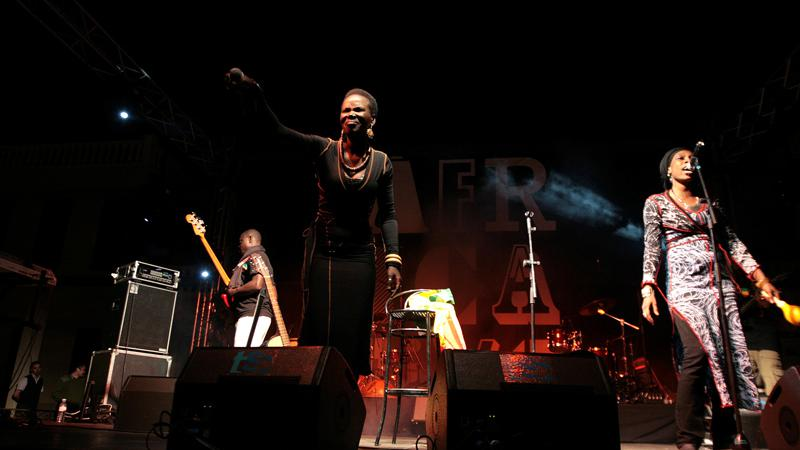 África Vive propone música, energías renovables, cine y literatura para acercar África a Tenerife