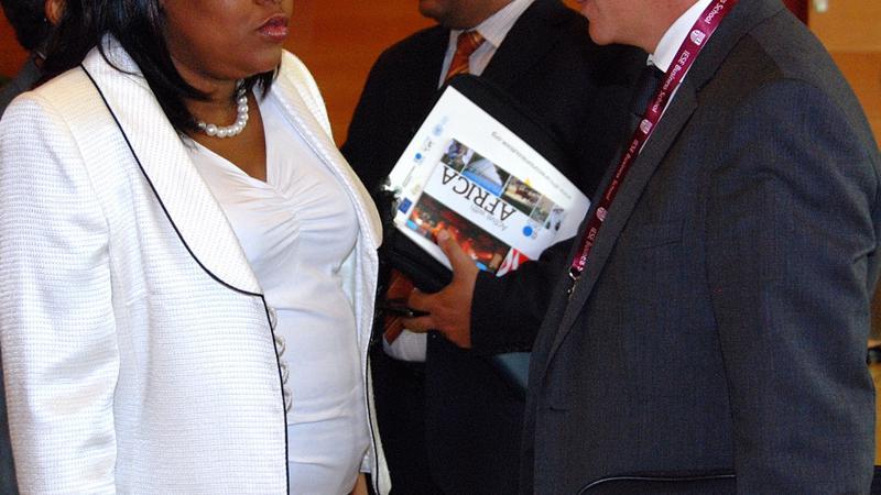 Las economías emergentes africanas muestran su potencial en tiempos de crisis ante el empresariado de Barcelona