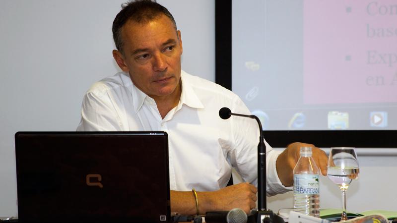 """Luis Padilla: """"La mujer es el verdadero motor económico de África"""""""
