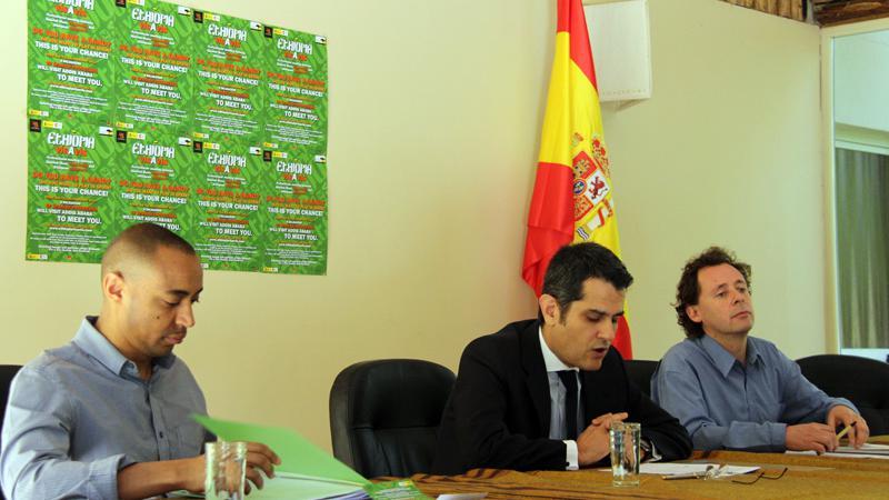Programadores españoles descubrirán con Casa África la música de los nuevos talentos de Etiopía en el III Encuentro Vis a Vis