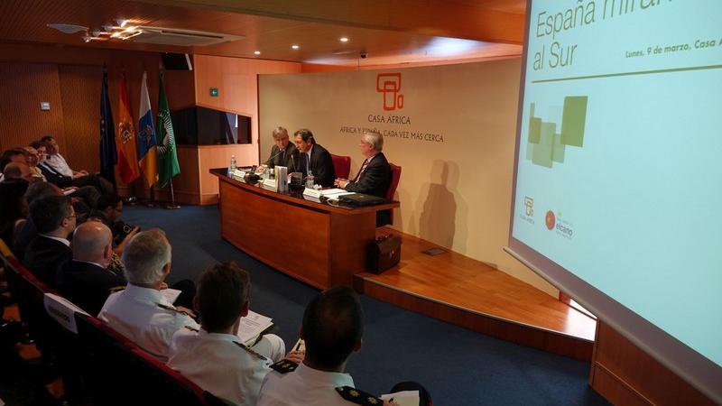 El Real Instituto Elcano presenta su informe «España mirando al Sur» en Casa África