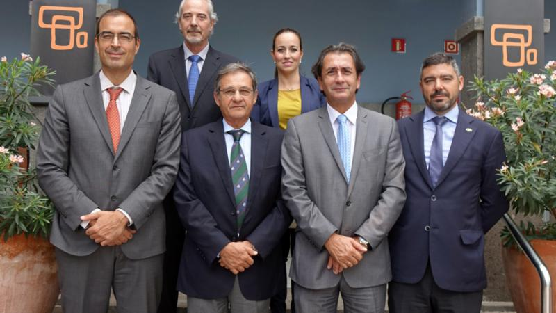 Los embajadores de la UE en Cabo Verde y Mauritania, en Casa África