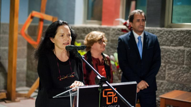 Casa África acoge 'Mujeres del Congo', el grito de Isabel Muñoz y Concha Casajús contra la violencia sexual en el Congo