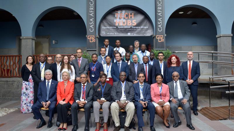 Los tech hubs africanos reivindican, en Casa África, la capacidad de la tecnología para el desarrollo del continente