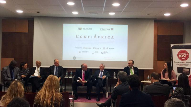 Casa África participa en Confiáfrica, un proyecto de cooperación trasnacional para la internacionalización de la empresa canaria en África
