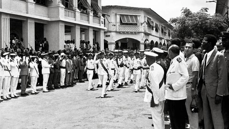 Casa África cierra en Malabo y Bata las celebraciones de los 50 años de independencia de Guinea Ecuatorial con una exposición de fotografías históricas de la Agencia EFE