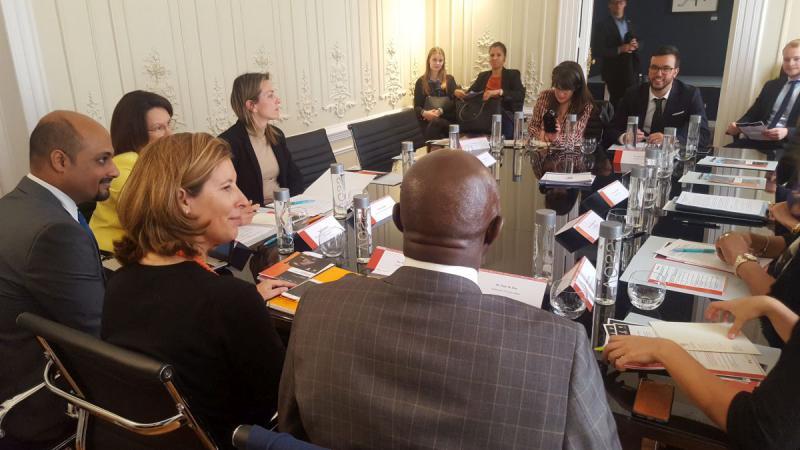 """Casa África participa en el encuentro diplomático """"África tiene alma de mujer"""""""