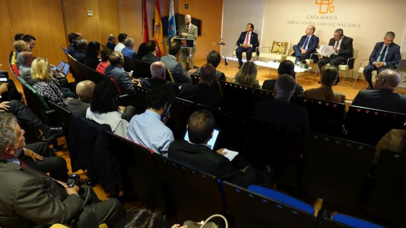 Casa África acoge la segunda sesión del foro empresarial organizado por PROEXCA y el Consejo Empresarial Marruecos-España