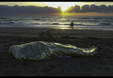 Morrojable, Fuerteventura 16 de Enero de 2003