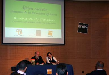 El maliense Moussa Konaté cierra el ciclo de literatura 'África escribe'