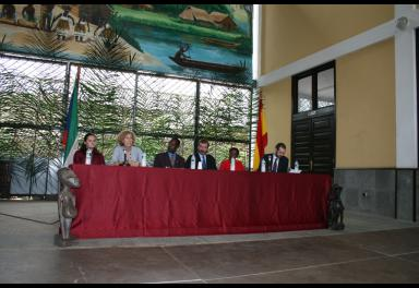 Los ecuatoguineanos llenan las salas de los Centros Culturales Españoles de Malabo y Bata para descubrir el cine que se hace en África