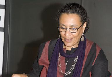 Véronique Tadjo protagonizó 'Letras Africanas' en Euskadi y Galicia