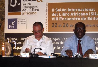 Casa África refuerza su apoyo al SILA como referencia de la literatura africana en el Estado español