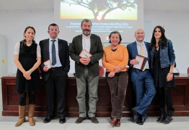 Casa África presenta en la Universidad de Sevilla la obra galardonada con su último Premio de Ensayo