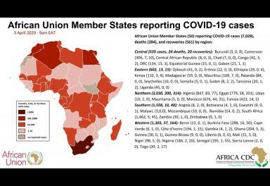 #ÁfricaEsNoticia | Seguimiento especial | COVID19 en África