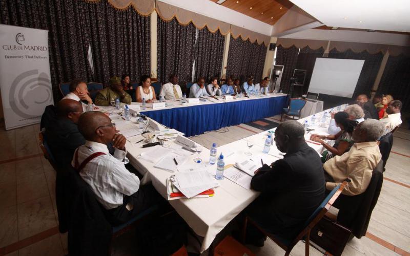 El Club de Madrid y Casa África analizan en Ghana el impacto de la crisis económica mundial en África