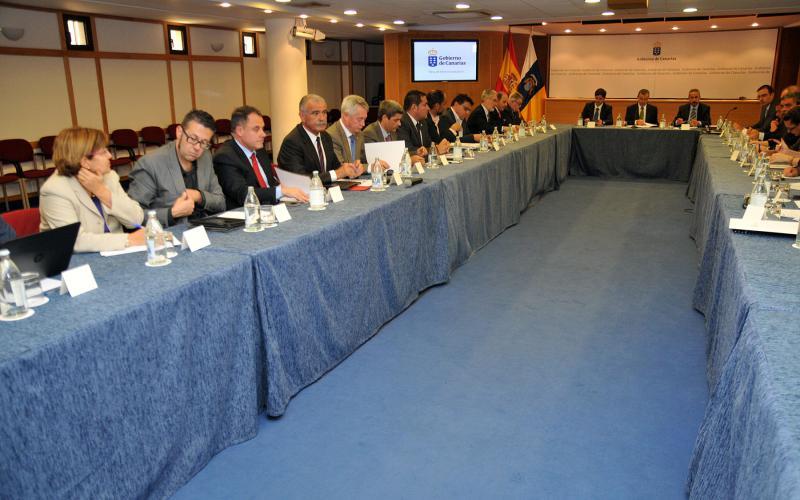 'Canarias, hub europeo en África', nueva marca de Canarias para promover su internacionalización