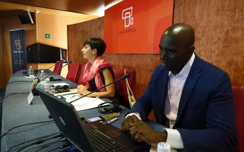 El VI Encuentro de Biblioteconomía y Documentación se celebra en Casa África bajo el título #CulturaYSociedad