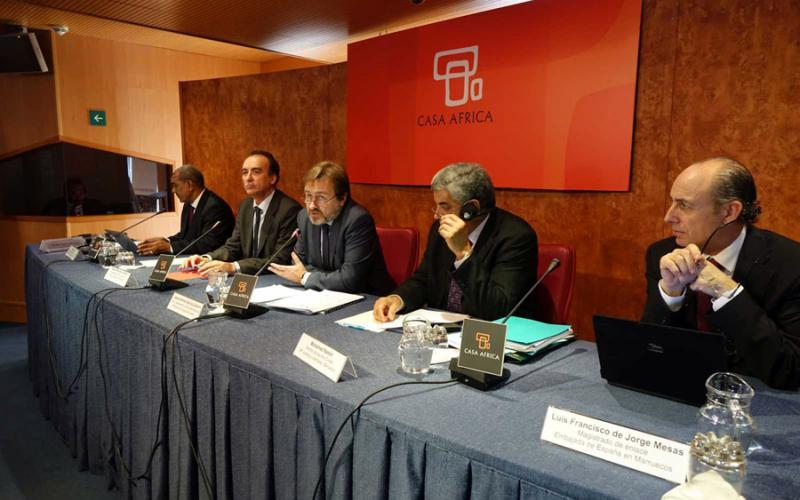 El Encuentro sobre Seguridad Jurídica Marruecos-España se celebró hoy en Casa África