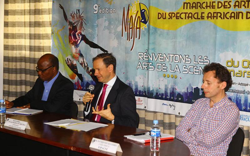 Casa África llevará su proyecto musical Vis à Vis a Costa de Marfil