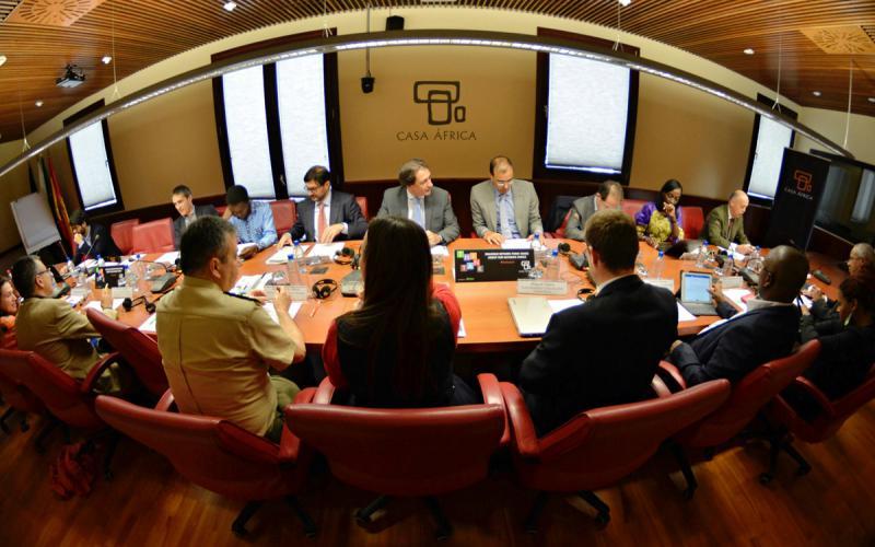 Una docena de Think Tanks de África y España reflexionan en Casa África sobre los retos socioeconómicos del continente