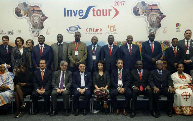 El crecimiento del sector turístico en África se consolida
