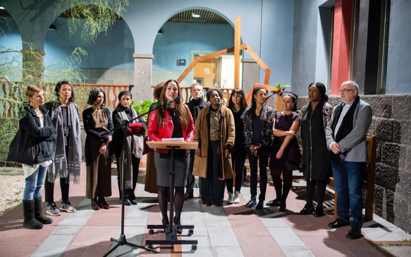 Casa África y el CAAM presentan «El iris de Lucy»