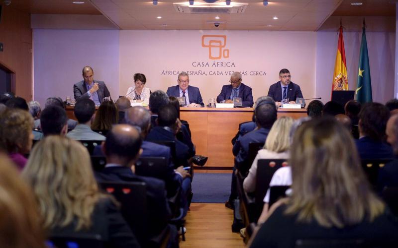 Canarias busca potenciar su posición clave en la relación España-Mauritania