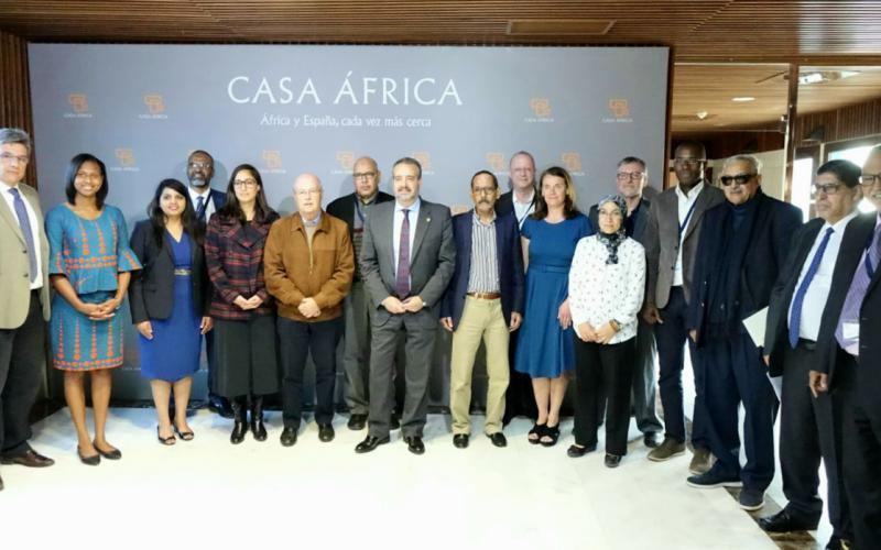 La visibilidad de las científicas africanas, en las jornadas sobre tecnología médica para el desarrollo sostenible que se celebraron esta tarde en Casa África