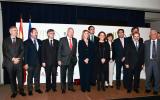 La Red de Casas se presenta ante la máxima responsable de la diplomacia europea, Federica Mogherini