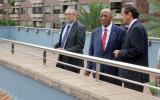 El embajador de Sudáfrica en España, de visita institucional en Gran Canaria