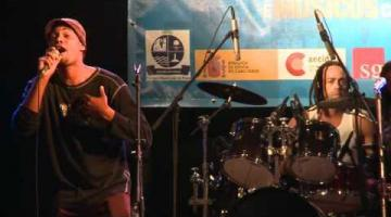 Domu Afrika Dub Squad, ganadores de Cabo Verde Vis-a-Vis