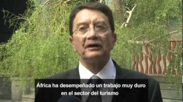 Entrevista con Taleb Rifai / Interview with Taleb Rifai