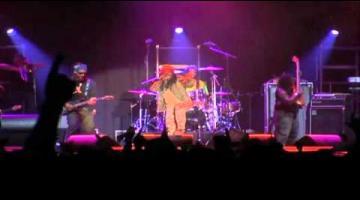 Alpha Blondy, en el Gran Concierto África Vive 2010